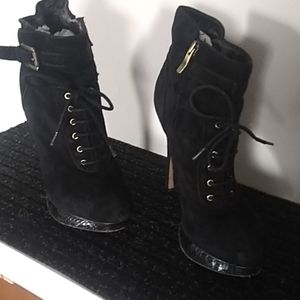 Sam Edelman Shoes - Sam Edelman Black Booties